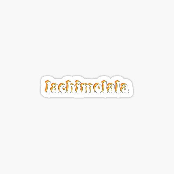 Lachimolala BTS Park Jimin Sticker