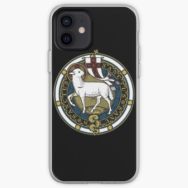 Agnus Dei iPhone Soft Case