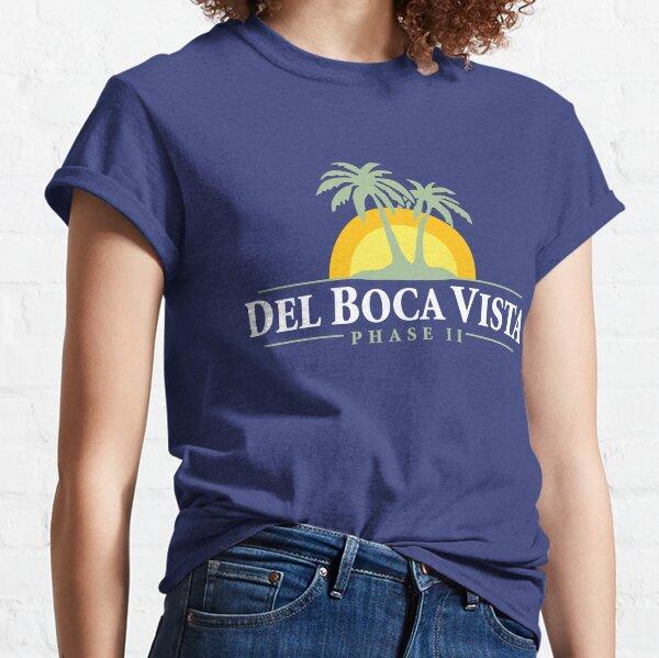 Del Boca Vista - Retirement Community Classic T-Shirt