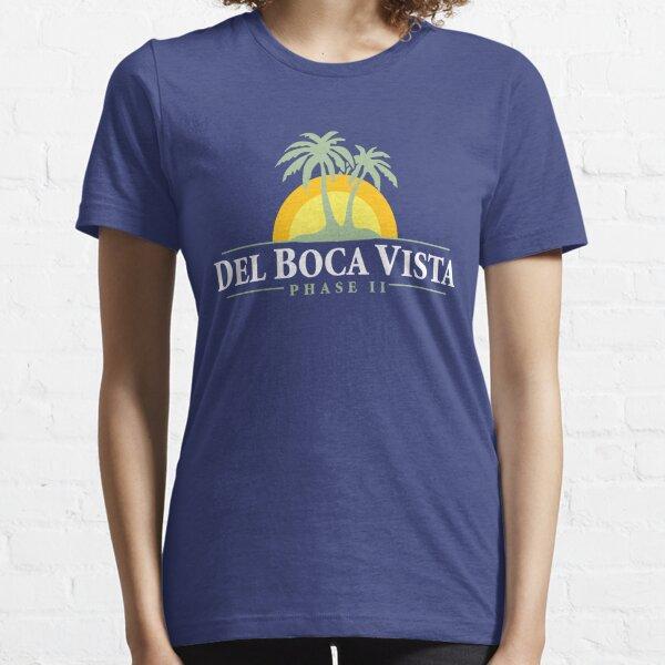Del Boca Vista - Communauté de retraite T-shirt essentiel