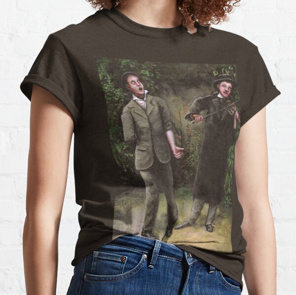 The Song of the One-Armed Man Classic T-Shirt