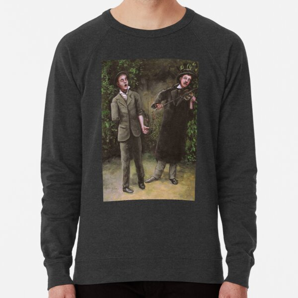 The Song of the One-Armed Man Lightweight Sweatshirt