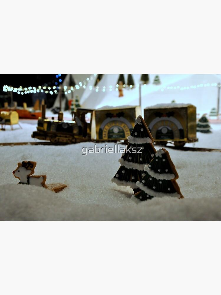 Winter wonder by gabriellaksz