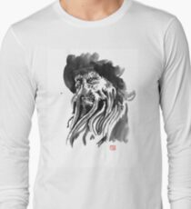 davy jones Long Sleeve T-Shirt