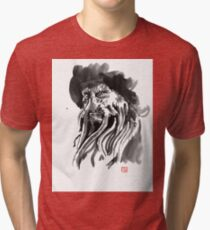 davy jones Tri-blend T-Shirt