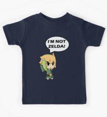 I'm Not Zelda Kids Clothes