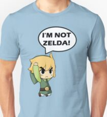 I'm Not Zelda Slim Fit T-Shirt