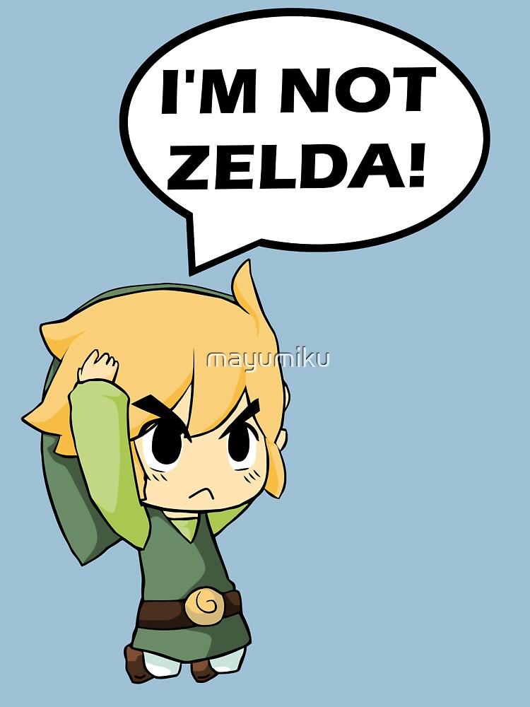 No soy Zelda de mayumiku