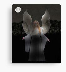 Spiritual Angel Canvas Print