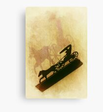 The Wagon Canvas Print