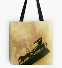 The Wagon Tote Bag