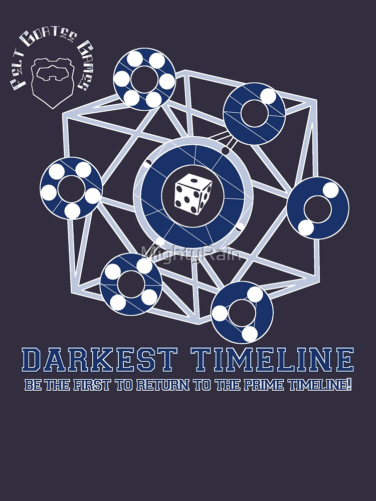 Darkest Timeline: The Game! | Unisex T-Shirt