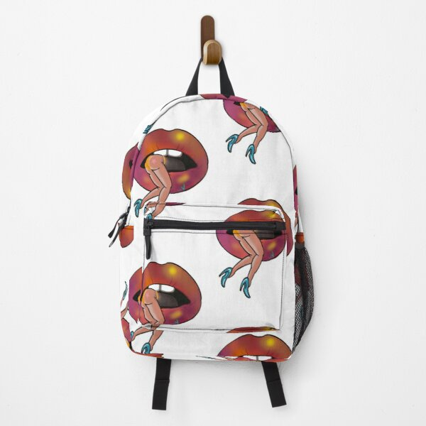 Hot lips Backpack