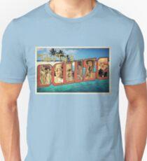 Send You On a Trip: Belize Unisex T-Shirt