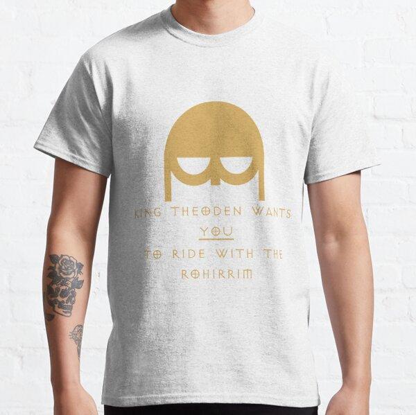 Rohan Army Recruiting Classic T-Shirt