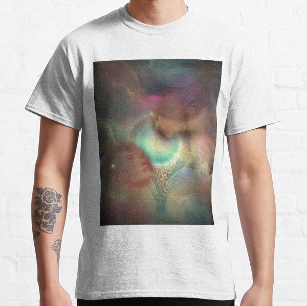 Zum Mond und zurück Classic T-Shirt