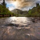 River Dance by Rodney Trenchard