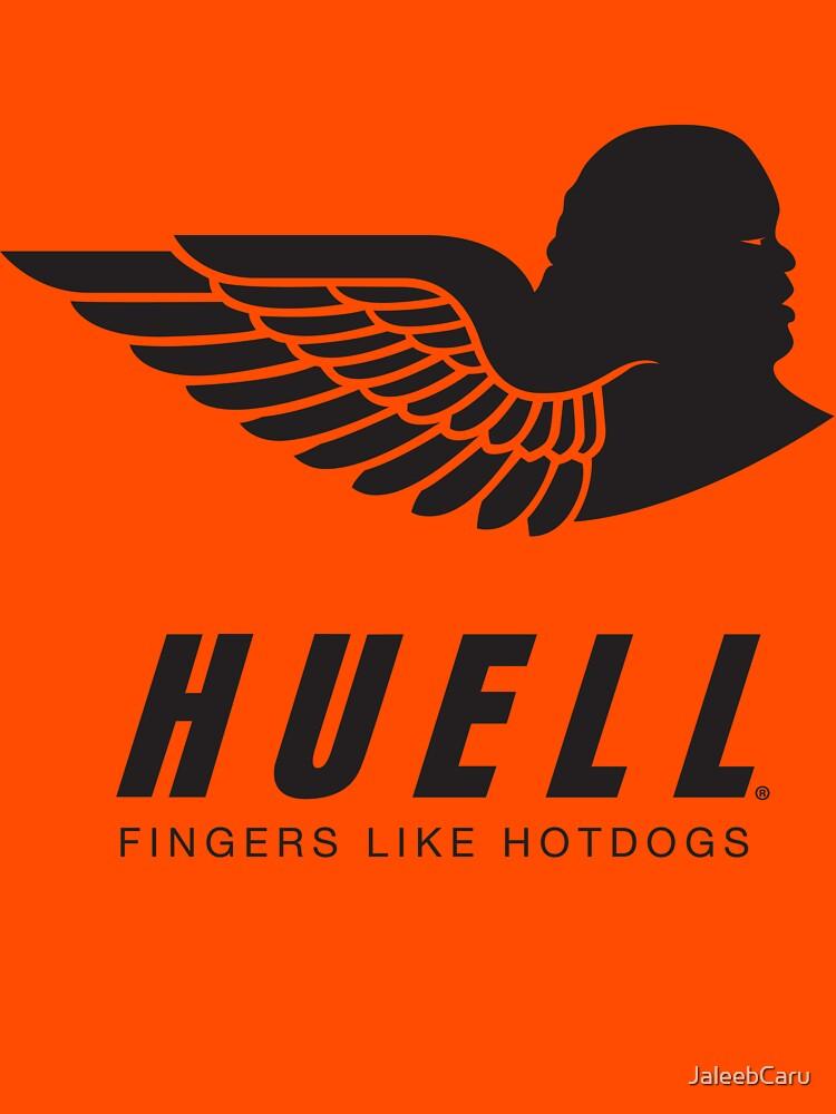 Huell: Fingers Like Hotdogs by JaleebCaru