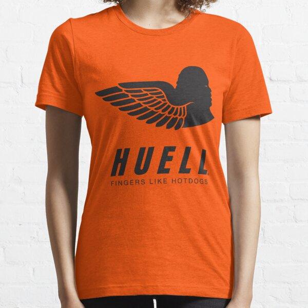 Huell: Fingers Like Hotdogs Essential T-Shirt