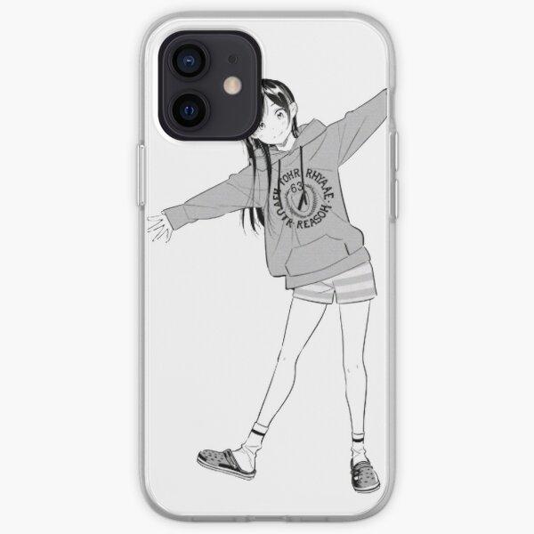 rent a girlfriend chizuru iPhone Soft Case