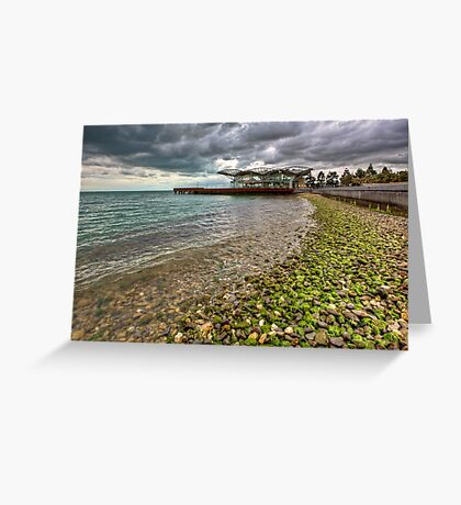 www.LyndenSmith.com - Geelong Waterfront Greeting Card