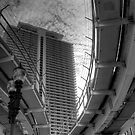 Overhead Tracks by Bill Wetmore