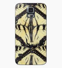 Eastern Tiger Swallowtail Butterfly Case/Skin for Samsung Galaxy