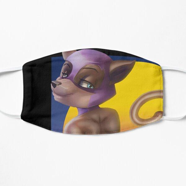 Cat Lady Flat Mask