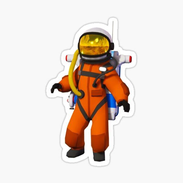 Astroneer Flight Suit Sticker