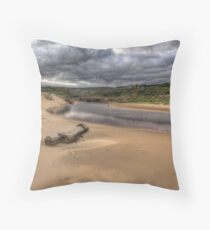 www.LyndenSmith.com - Moggs Creek Throw Pillow
