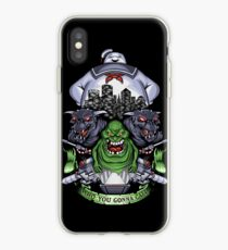 Who You Gonna Call? - Iphone Case #2 iPhone Case