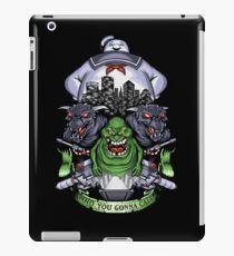 Who You Gonna Call? - Ipad Case iPad Case/Skin