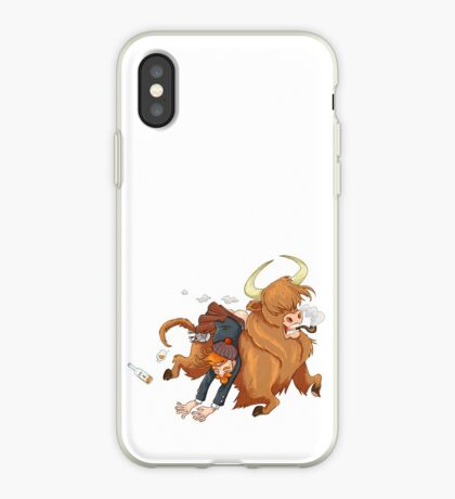 Whisky! iPhone Case