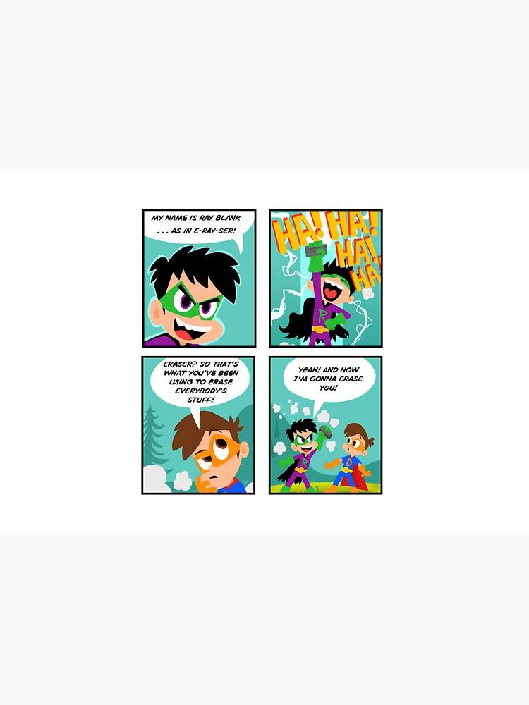 Drew Pendous Comic Cool School by Cool-School