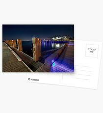 www.LyndenSmith.com - Geelong Waterfront Postcards