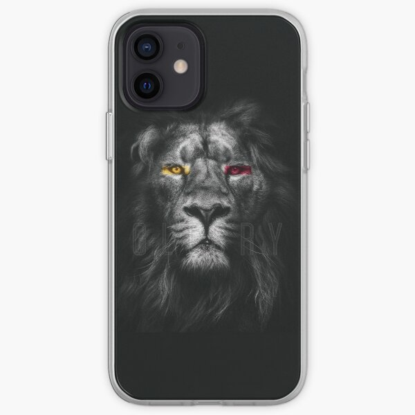 Galatasaray Aslan Funda blanda para iPhone