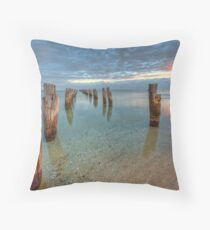 www.LyndenSmith.com.au - Clifton Springs Throw Pillow