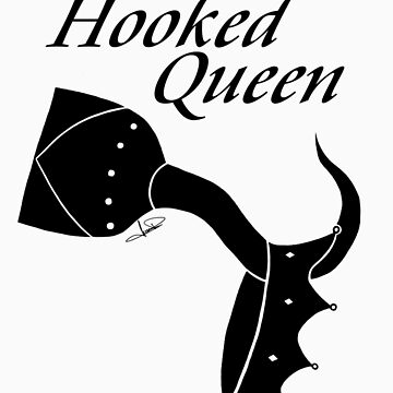OUAT - Hooked Queen by applebombz
