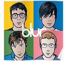 Blur: The Best Of Poster