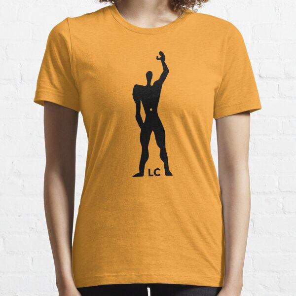 Camiseta Modulor Le Corbusier Architecture Camiseta esencial