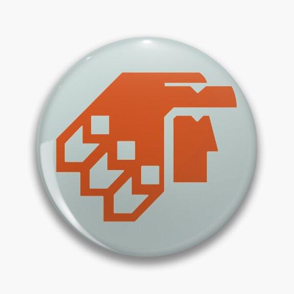 Retro logo Aeromexico Pin