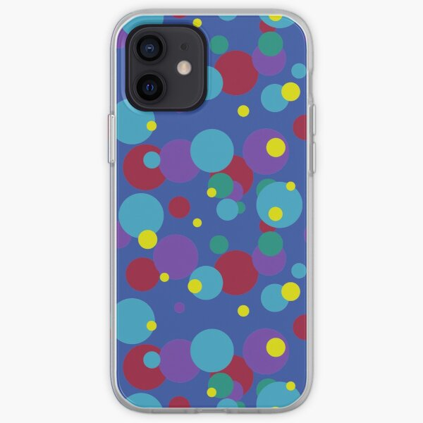 Lots of Dots in latest fashion colours iPhone Soft Case