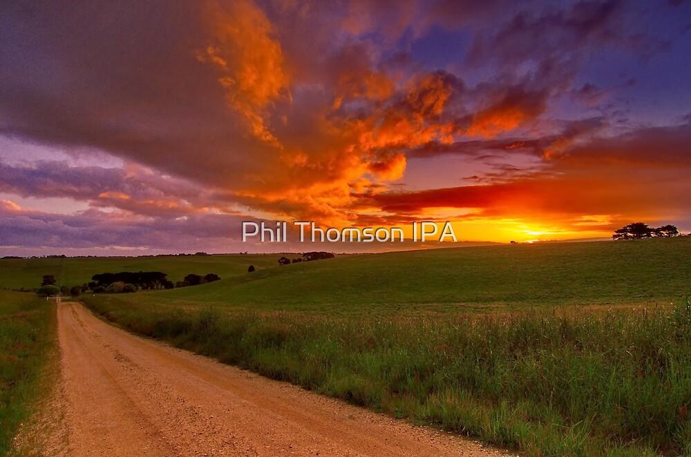 """Barrabool Sundown"" by Phil Thomson IPA"