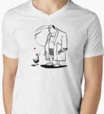 THOSE F'IN DUCKS Men's V-Neck T-Shirt