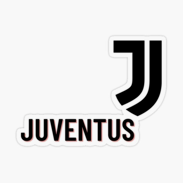 juventus transparent stickers redbubble juventus transparent stickers redbubble