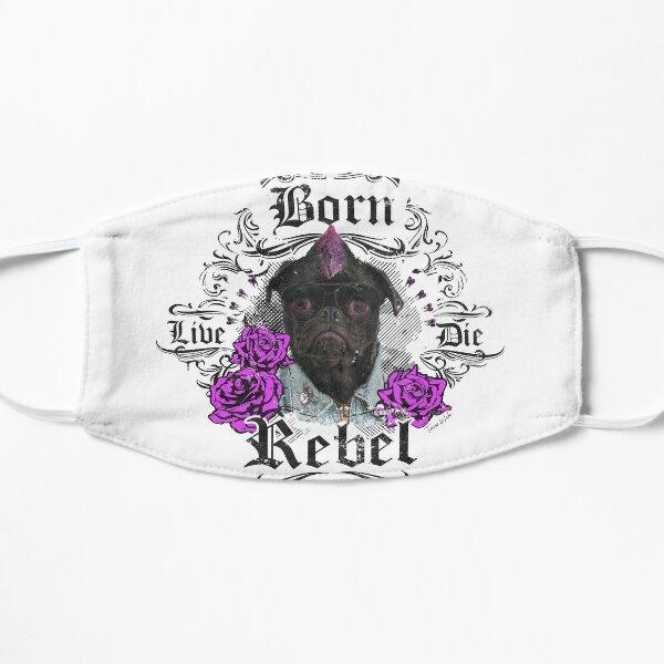 Rebel Pug Mask