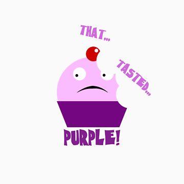 That Tasted Purple! by joshalex5