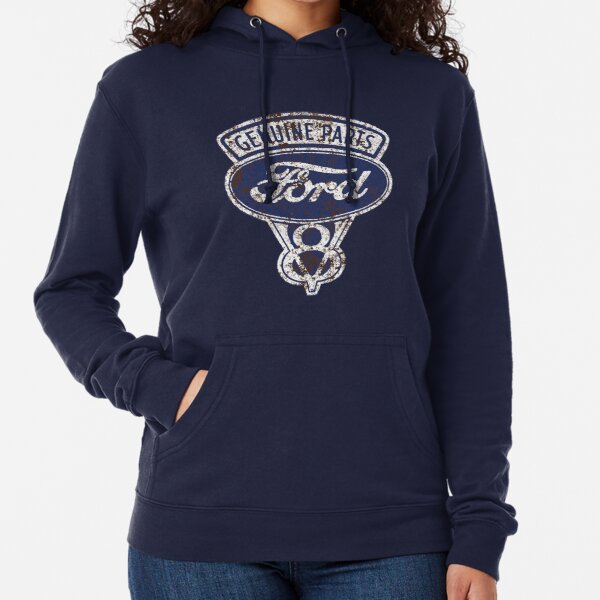 Carol W Z J First We Feast Mens Hooded Pocket Casual Sweater