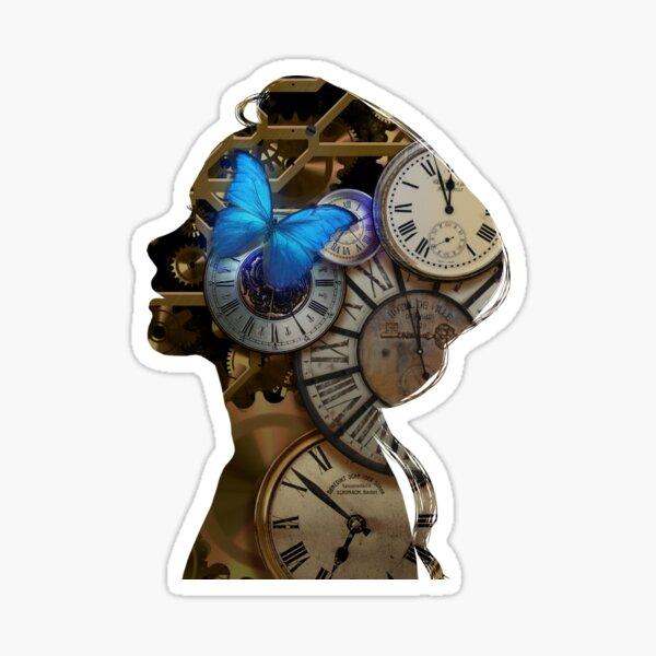 Clockwork Alice Sticker