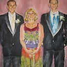 Sharp Dressed Sons by Jennifer Ingram